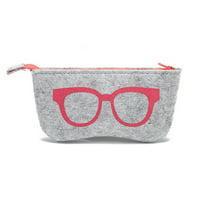 Zipper Eye Glasses Sunglasses Case Pouch Bag Box Storage Protector Eyewear Accessories;Zipper Eye Glasses Sunglasses Case Pouch Bag Box Storage Protector
