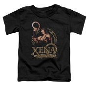 Xena Warrior Princess Royalty Little Boys Shirt