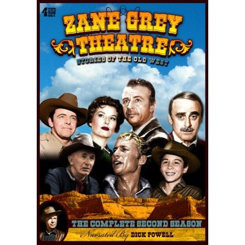 Zane Grey Theatre: The Complete Second Season (Full Frame)