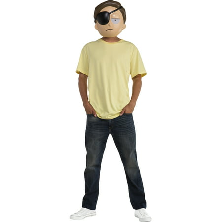 Rick And Morty Evil Morty Mens Costume](Rick Flair Costume)