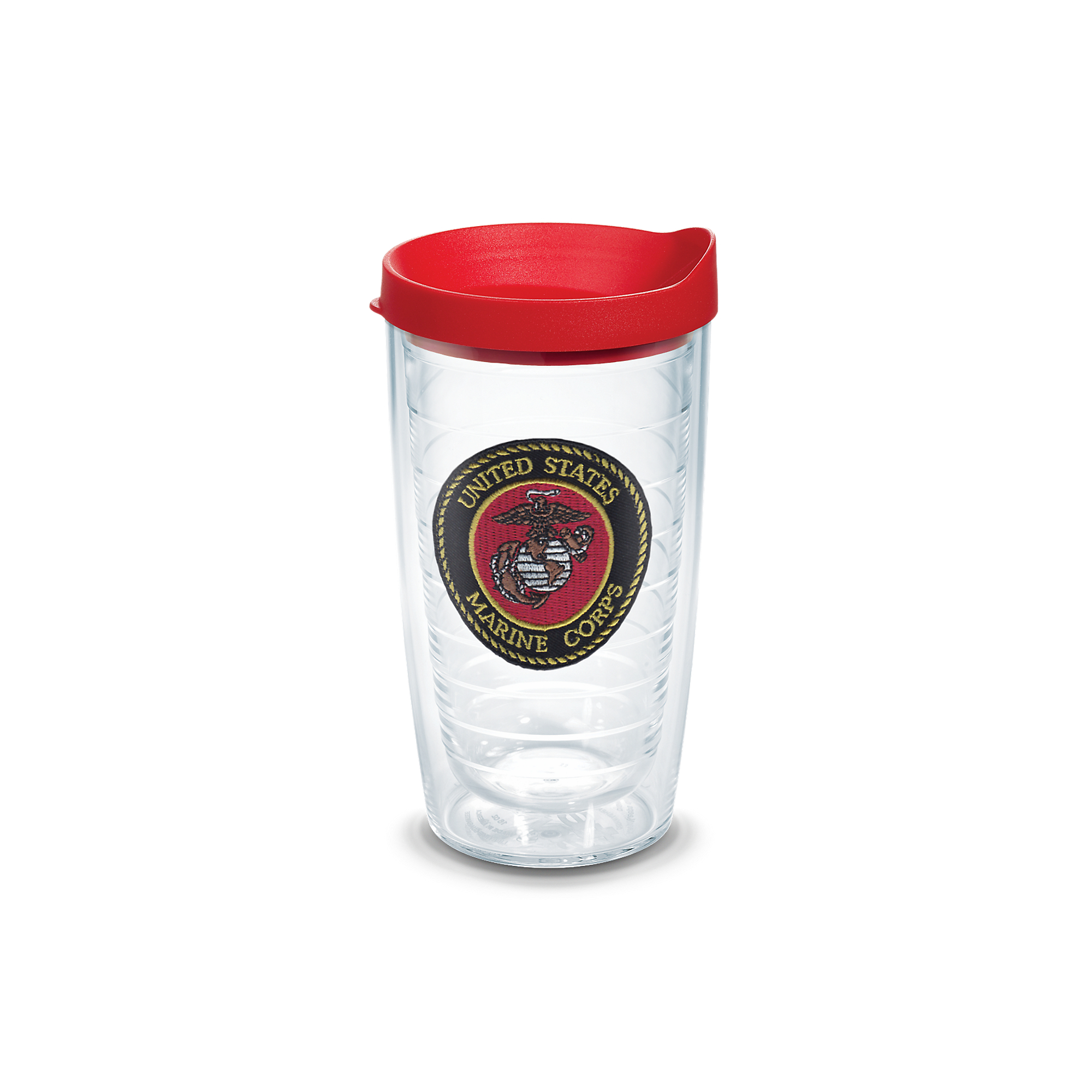 Marine Corps 16 oz Tumbler with lid