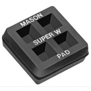 Mason 2LVR4 2x2x3/4 In Vibration Isolation Pad - Pack of 2