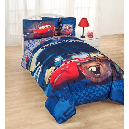 disney pixar cars mater twin full size comforter