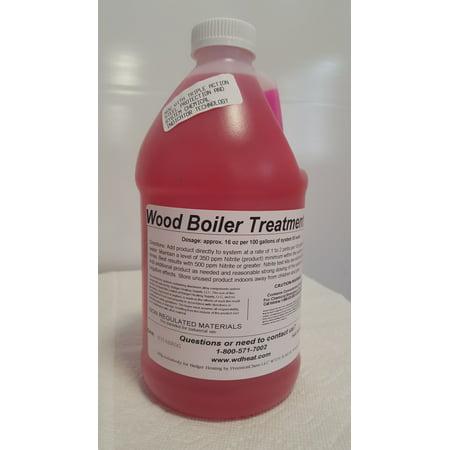 Wood Boiler Treatment 2Qt., G2 W/Chemical Detection (Best Outdoor Wood Boiler Reviews)