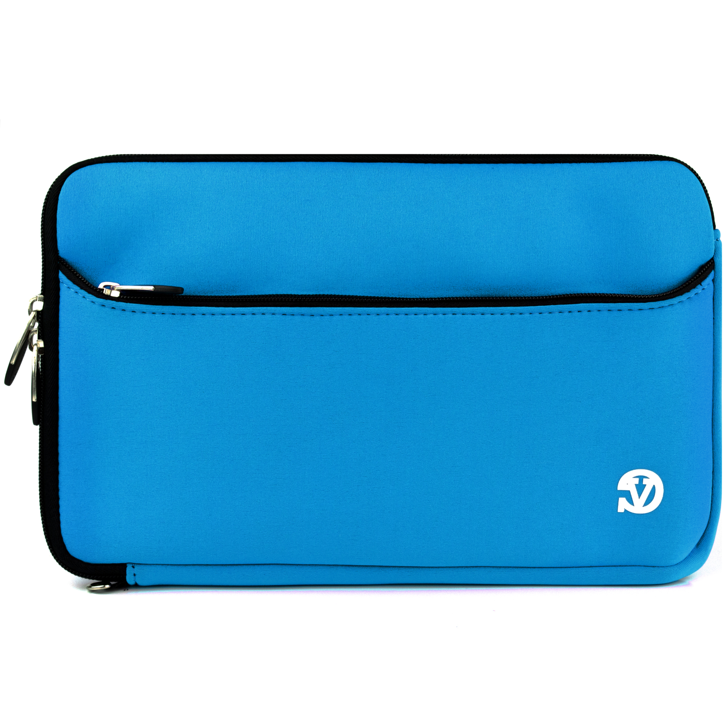 VANGODDY Neoprene Slim Compact Tablet 10, 10.1 inch Carrying Sleeve Cover [Assorted Colors] [Apple, Acer, Asus, HP Samsung, Toshiba, etc]