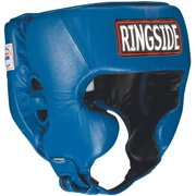 Ringside Competition-Like Sparring Headgear Medium Blue