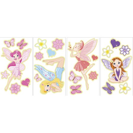 MyStyle Fairies Glow-in-the-Dark Wall Stickers