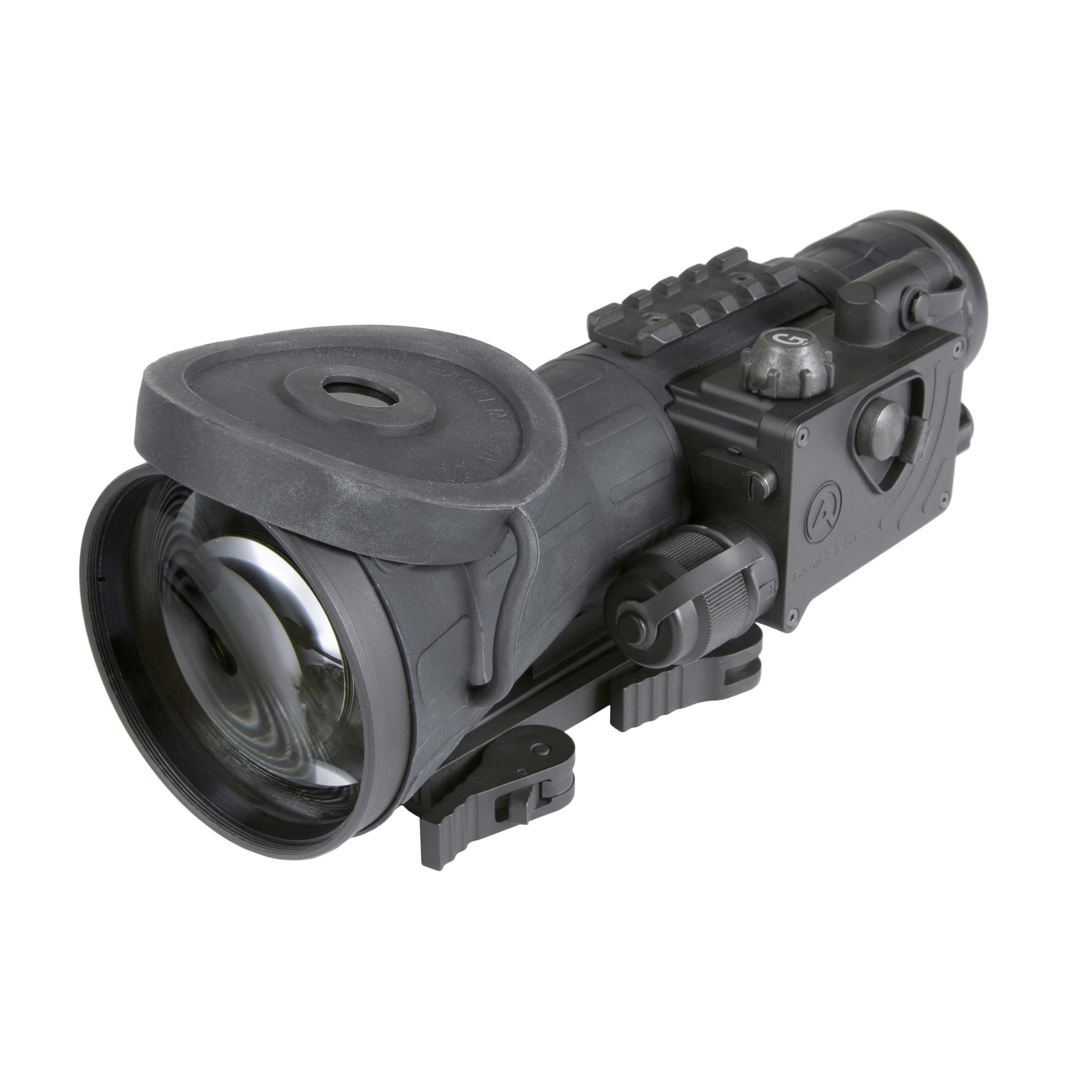 Armasight  CO-LR HD MG Black Night Vision Long Range Clip-on System Gen 2+ High Definition With Manual Gain