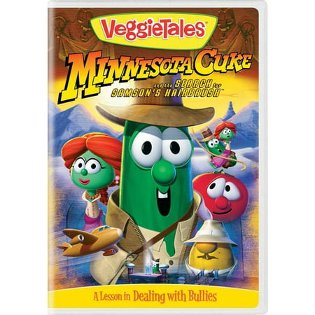 Veggie Tales Halloween Movie (Veggietales: Minnesota Cuke And The Search For Samson's Hairbrush)