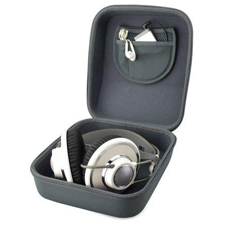 Akg K701 Headphones - Headphone Headset Carrying Case for Beyerdynamic DT990, DT880, DTX910, AKG Q701, K701, K702, K712 / Headphone Full Size Hard Travel Bag