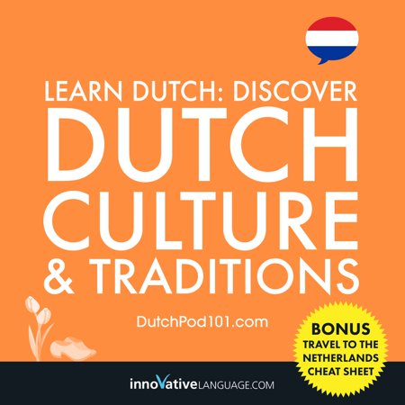 Learn Dutch: Discover Dutch Culture & Traditions - Audiobook - Holland Halloween Traditions