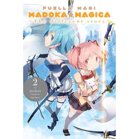 Madoka Magica This Is Halloween (Puella Magi Madoka Magica: The Different Story, Vol.)