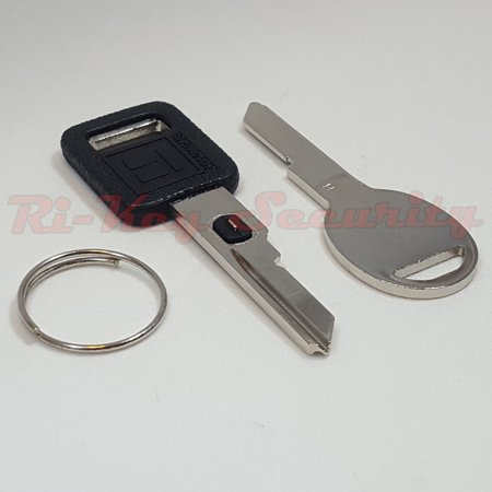 New Ignition VATS Resistor Key B62-P4 For Gm Vehicles And H Door Key - Ignition Coil Ballast Resistor