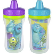 The First Years Disney/Pixar Monsters Inc. Insulated Sippy Cup with One Piece Lid, BPA-Free - 9 oz, 2 pack