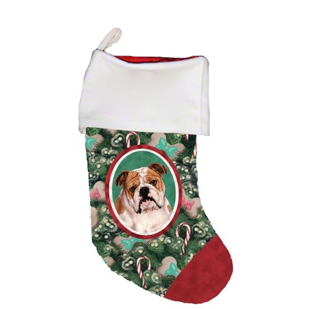 Bulldog Stocking (Bulldog - Best of Breed Dog Breed Christmas)