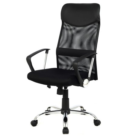 apontus high back executive mesh office chair swivel tilt