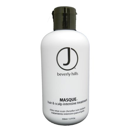 J Beverly Hills Masque Hair & Scalp Intensive Treatment 12 Ounce ()