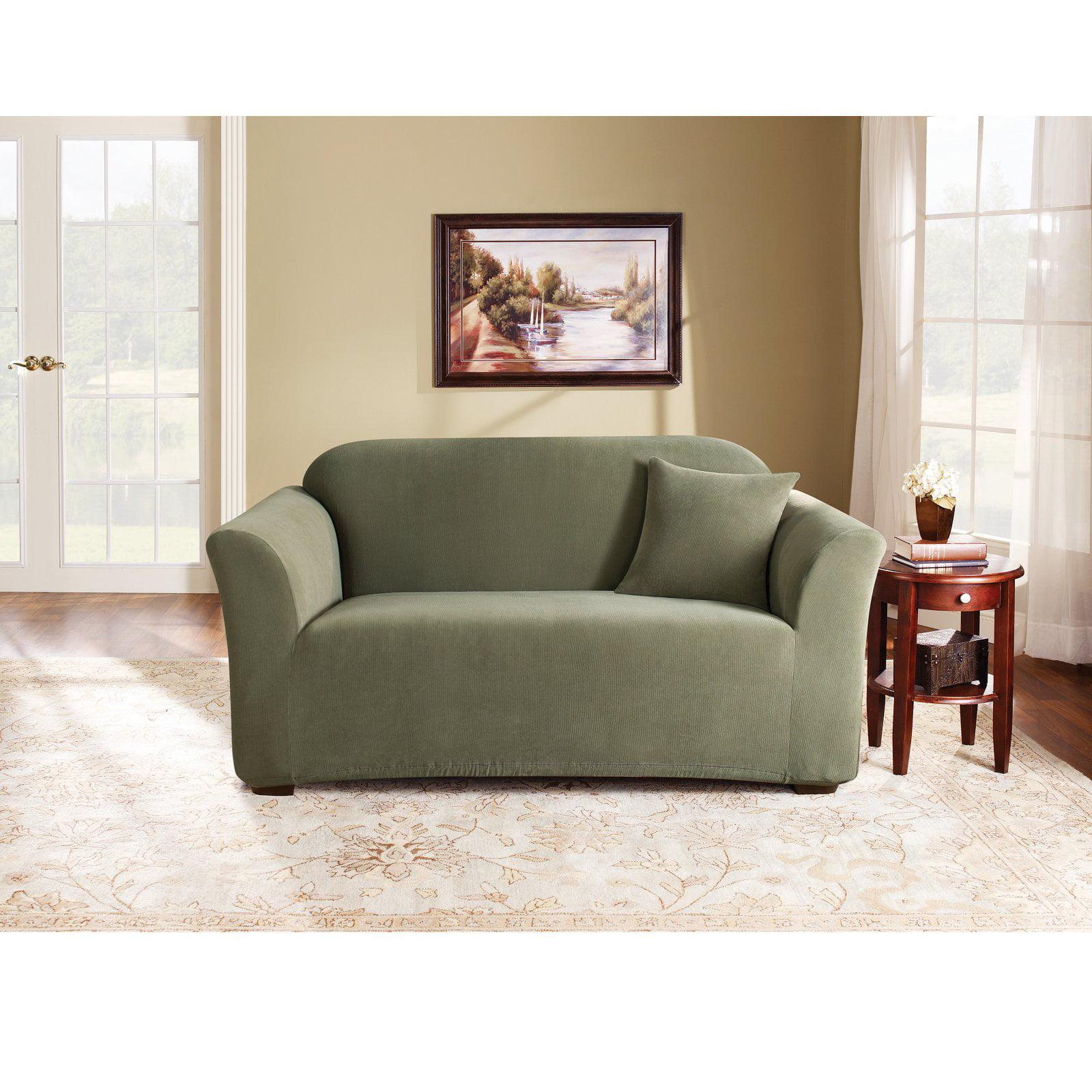 Sure Fit Stretch Pearson Sofa Slipcover Walmart
