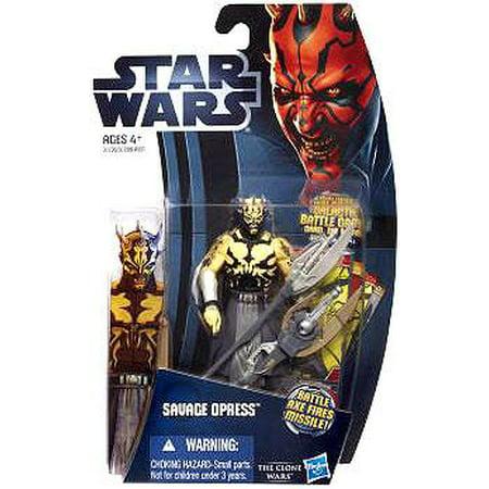 Star Wars The Clone Wars Clone Wars 2012 Savage Opress 3.75