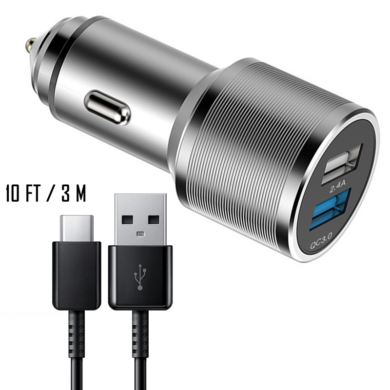Note 9 S8 Plus S9 Plus//Note 8 S9 UrbanX Fast Charger with Type-C USB-C Cable for Samsung Galaxy S8