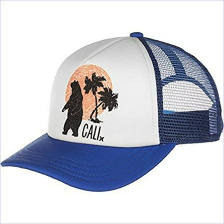 f13237fcf2a99 Hurley Cali Destination Trucker Hat - Women s Hyper Cobalt