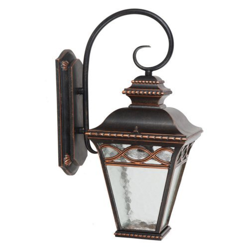 Yosemite Home Decor Reynolds Creek FL8088 Outdoor Wall Sconce