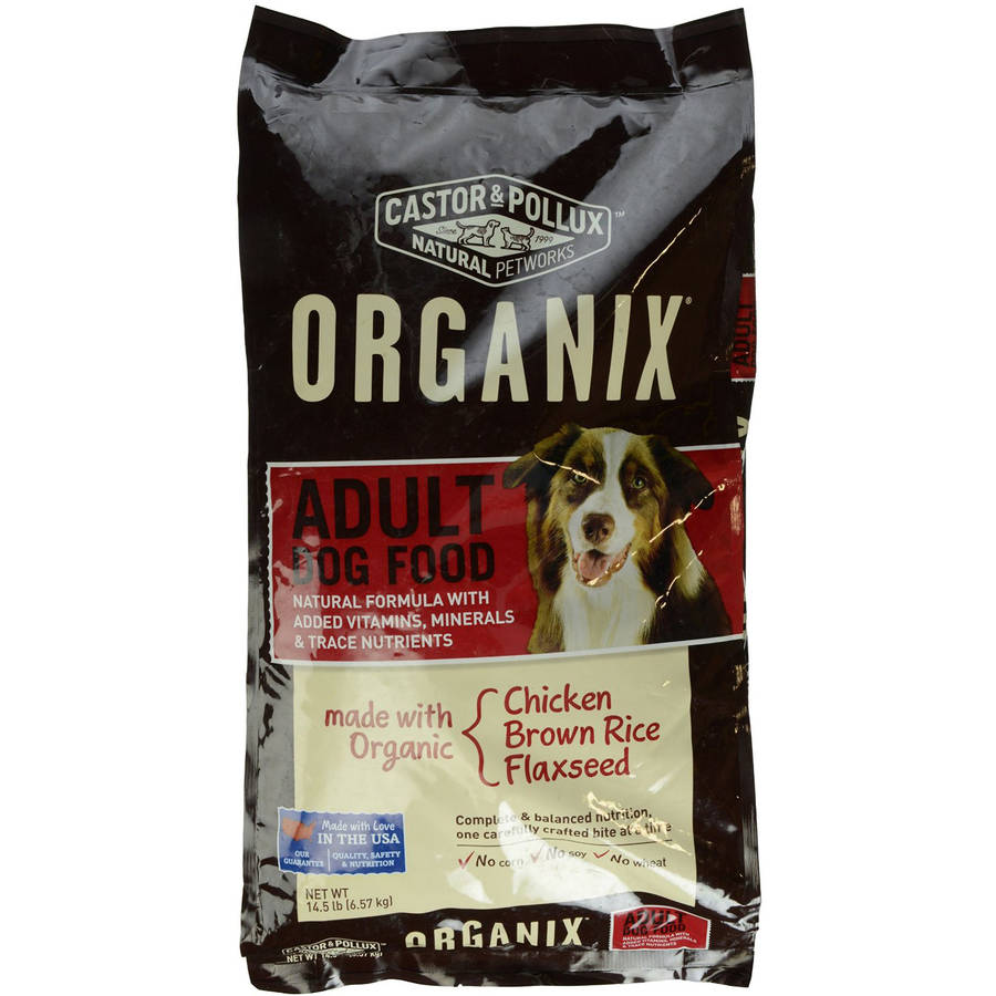 Organix Dog Food, Adult, 14.5 lb