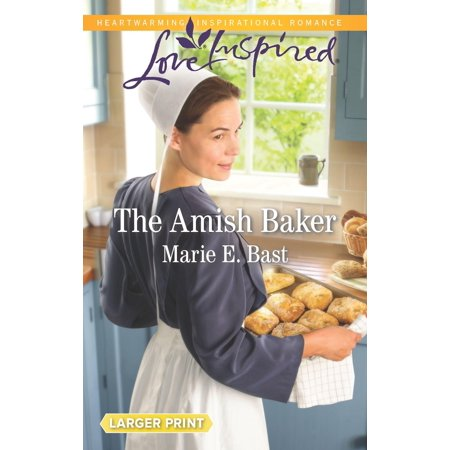 Amish Three Large Door (The Amish Baker (Paperback)(Large)