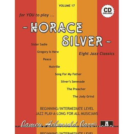 Jamey Aebersold Jazz -- Horace Silver, Vol -