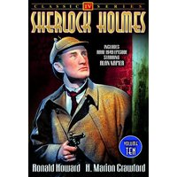 Sherlock Holmes 10: 4 Episode Collection (DVD)