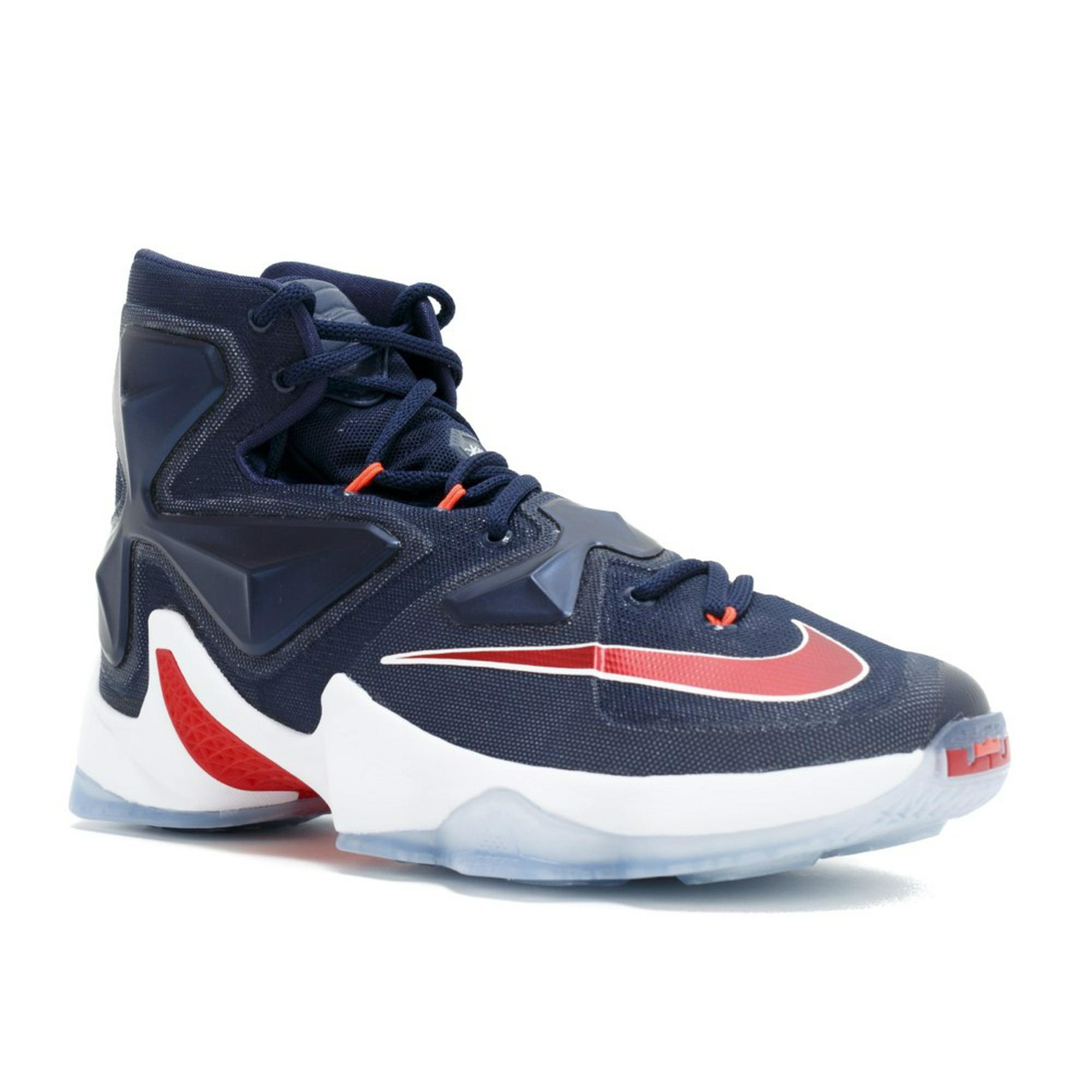 ffe229a7f257f Nike - Men - Lebron 13  Usa  - 807219-461 - Size 11