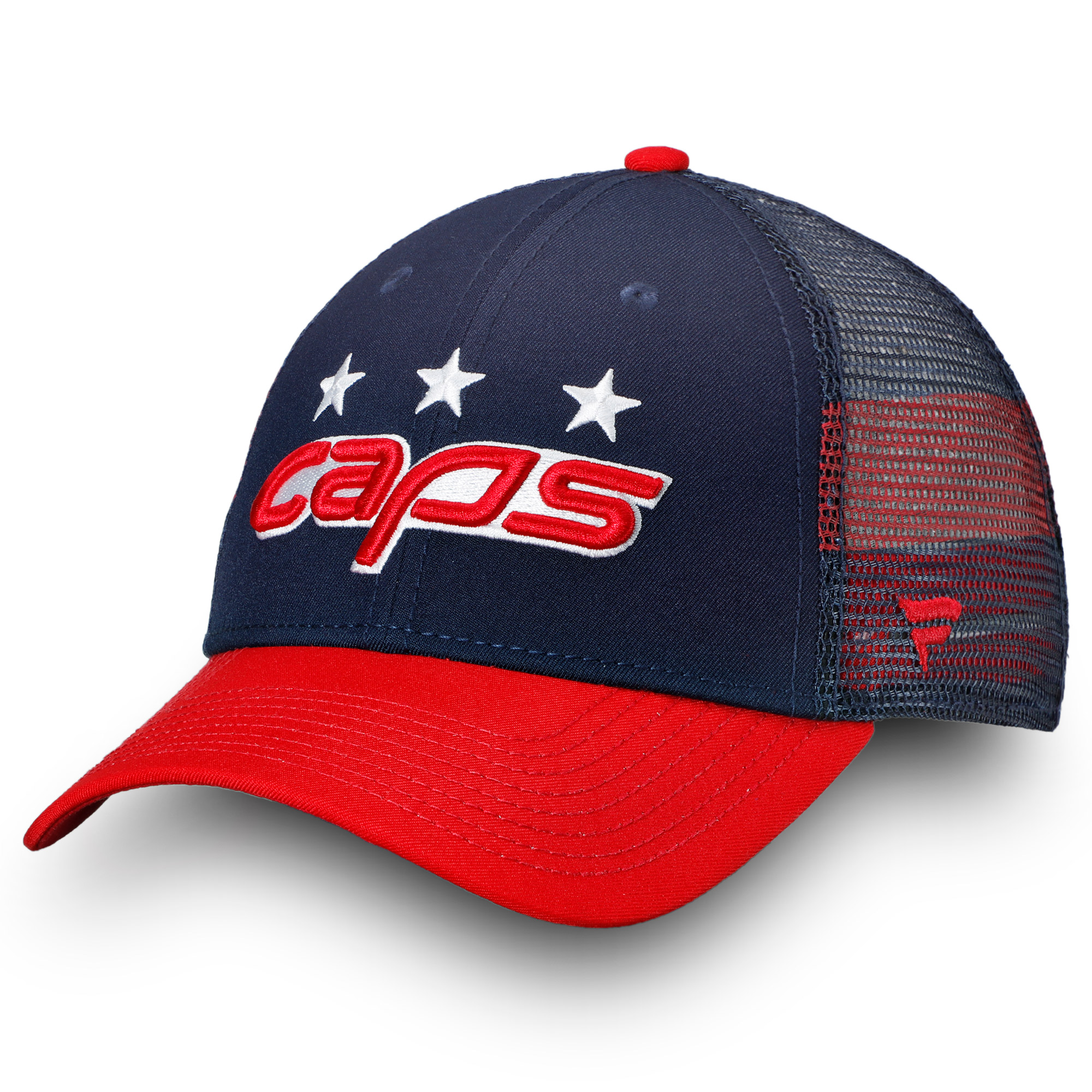 Men s Fanatics Branded Navy Red Washington Capitals 2018 Stadium Series  Trucker Adjustable Hat - OSFA - Walmart.com 1e98b84dff15