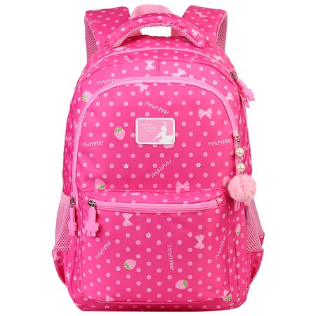 0eb37fca5bc5 Vbiger - Vbiger School Backpack Adorable Student Shoulders Bag Multi-functional  School Bag Casual Outdoor Daypack for Primary School Students