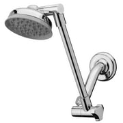 Waterpik Rain Fall+ Shower Head with High-Low Adjustable Arm, JP-140T