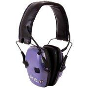 Howard Leight Impact Sport Hearing Protection Earmuff, Purple