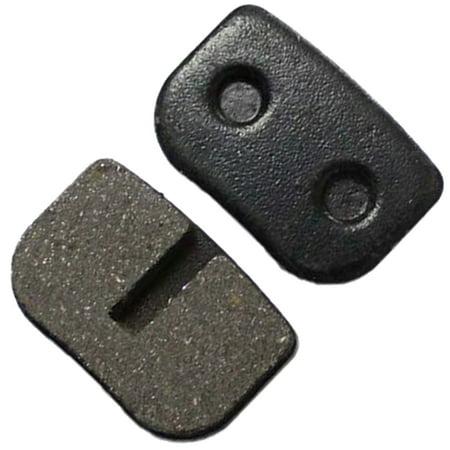 UMPARTS DP2-001 Brake Pads for Sintered Brake Pad for MOTOVOX MBX10 MBX11 79CC,Baja Doodlebug 97cc MiniBike, 47 49cc Gas Scooter Mini Moto Pocket Bikes Chooper Quad ()
