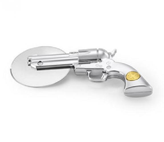 Big Sky Carver Quick Draw Pizza Cutter by DEMDACO