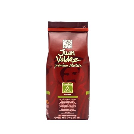 Juan Valdez Premium Selection Cumbre Ground Coffee, 12 Oz