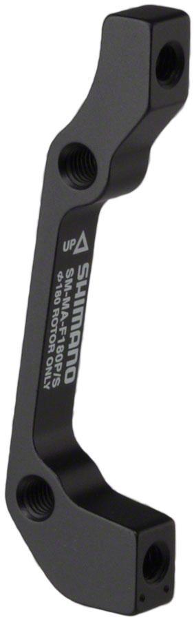 Shimano F180S//SA Disc Brake Adaptor for 180mm Rotor 51mm Fork 51mm Caliper