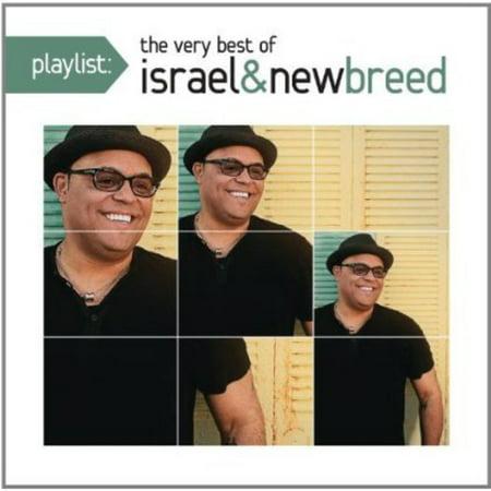 Playlist: Very Best of Israel & New Breed (CD)