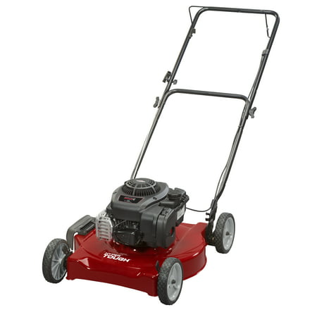 Hyper Tough 20 in  Briggs & Stratton 125cc Gas Push Lawnmower