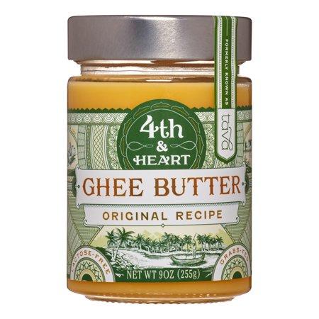 Image of 4th & Heart Ghee Butter, Original Recipe, 9 Oz