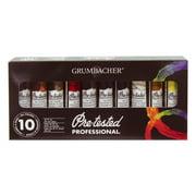 Grumbacher Academy Oil Color Set, 10-Colors