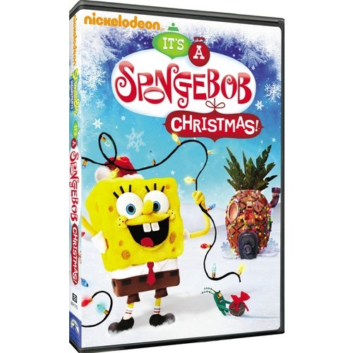 It's A Spongebob Christmas (Full Frame)