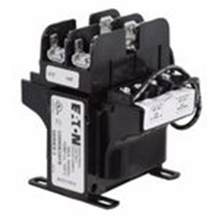 Fuze Clip - Eaton C0050E5EFB Transformer, 50VA, Multi-Tap, 1Ph, with Fuse Clips, MTE Series