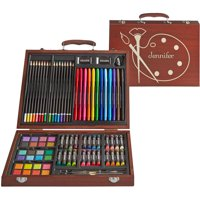 Personalized 80 Piece Youth Art Set