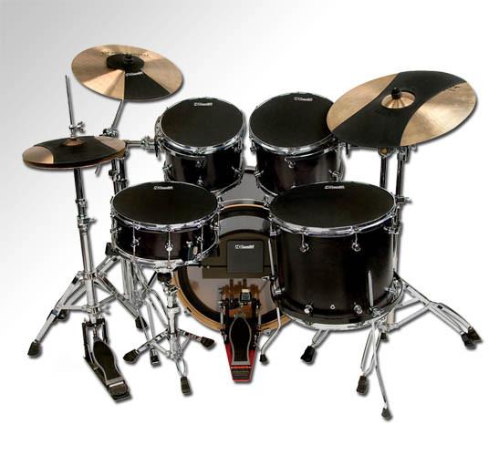 Sound Off Standard Drum Set Box by Evans