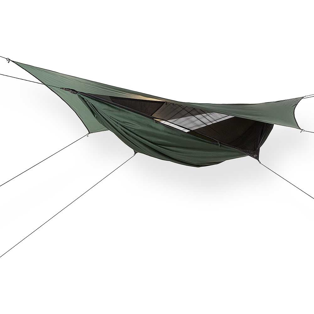 Click here to buy Hennessy Hammock Expedition Asym Zip M16 by Hennessy Hammock.