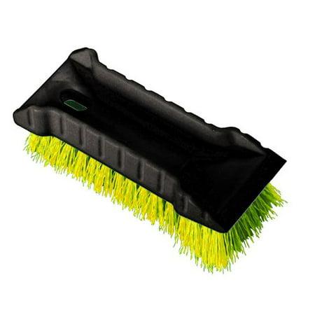 SYR All Purpose Utility Scrub Brush with Block (Set of -