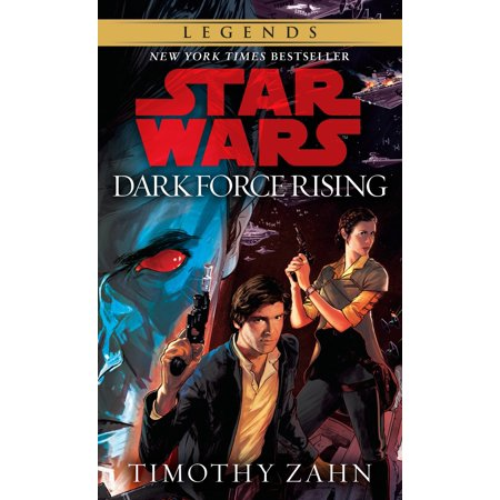 Dark Force Rising: Star Wars Legends (The Thrawn (Star Wars The Force Unleashed Concept Art)